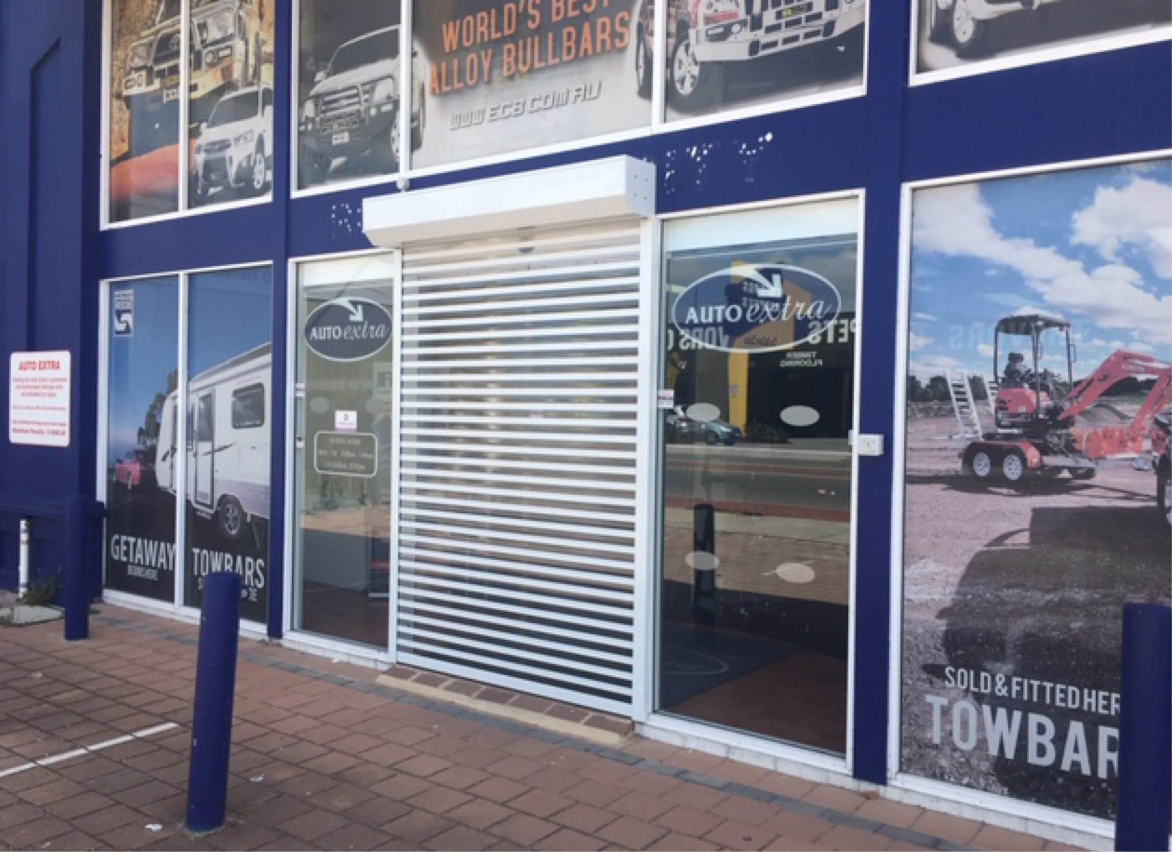 Commercial Roller Shutters: How to Protect Your Business