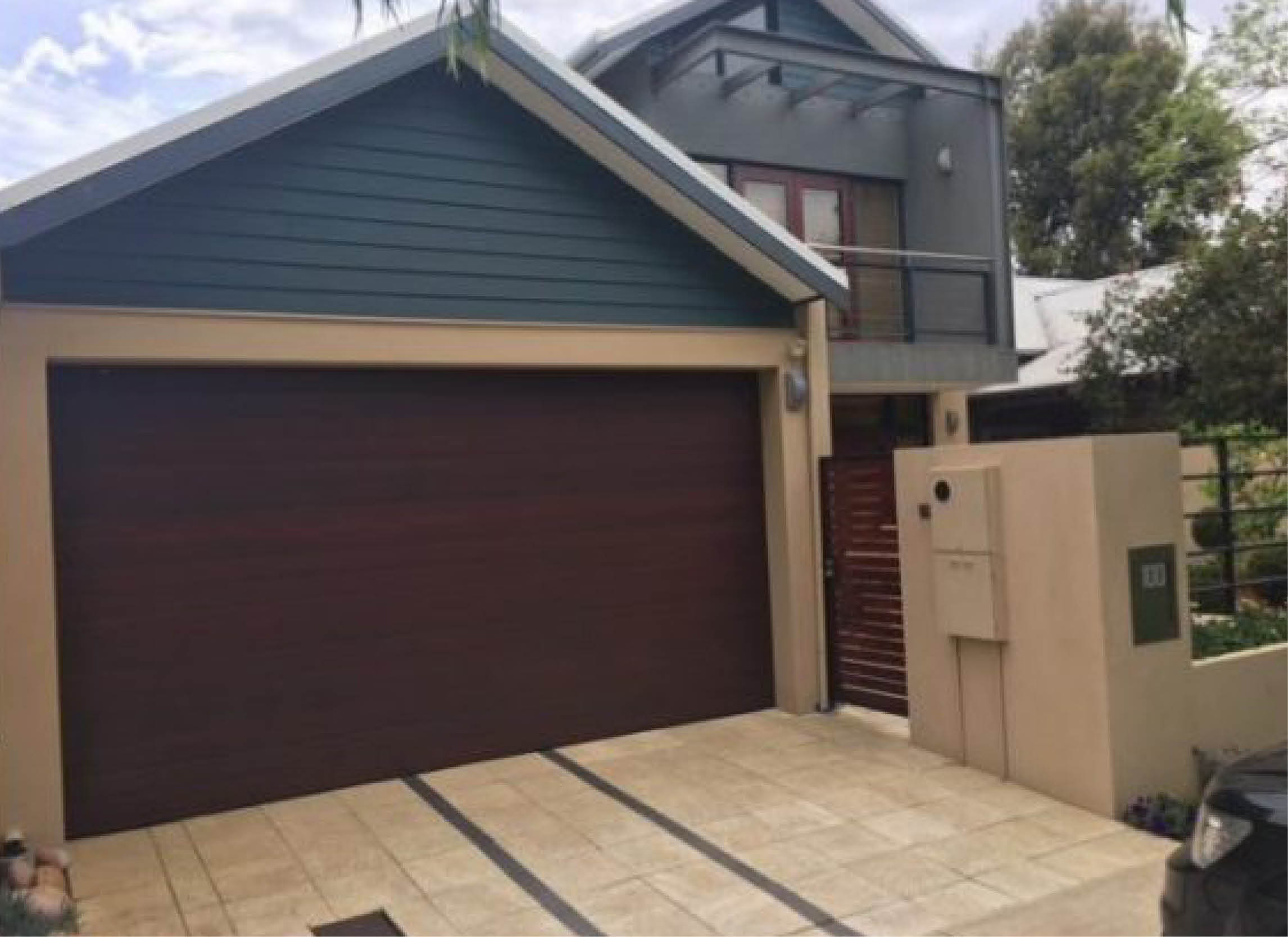 Residential Garage Door Options in Perth