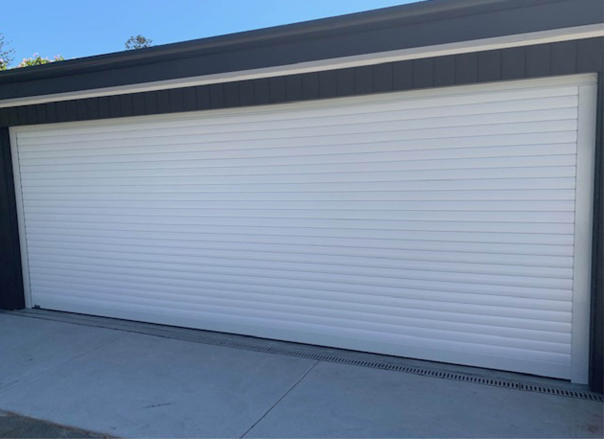 The 77 mm Widespan Roller Shutters for the Wide Doors in Your Life