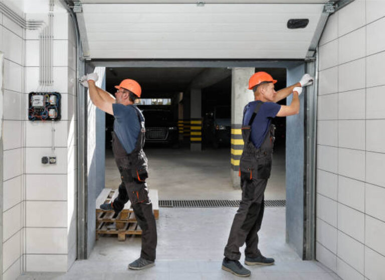 How to prevent problems with your garage doors