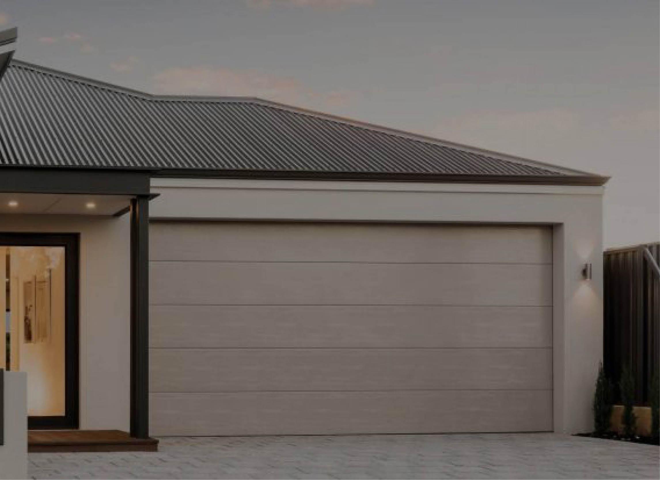 What to consider when buying a garage door