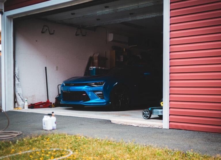 3 reasons to always keep your garage door closed